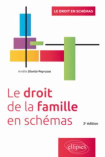 Le droit de la famille en schémas - 2e édition