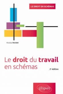 Le Droit du travail en schémas - 2e édition