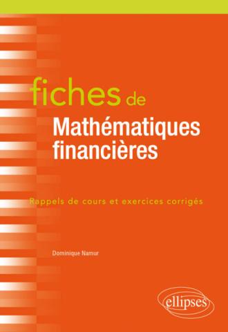 Fiches de Mathématiques financières