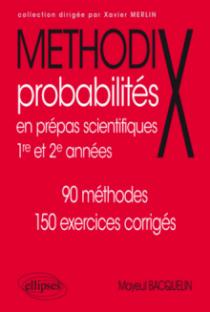 Probabilités en prépas scientifiques 1re et 2e années