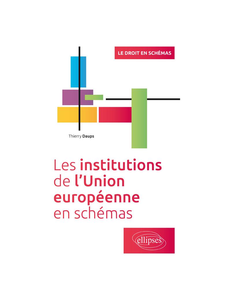 Les institutions de l'Union Européenne en schémas