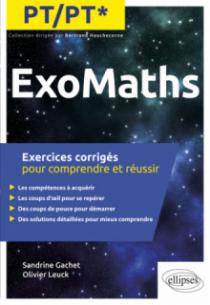 Maths PT/PT* - Exercices corrigés pour comprendre et réussir
