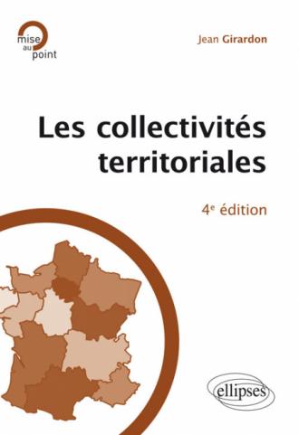 Les collectivités territoriales - 4e édition