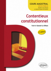 Contentieux constitutionnel - 2e édition