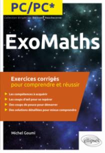 Maths PC/PC* - Exercices corrigés pour comprendre et réussir