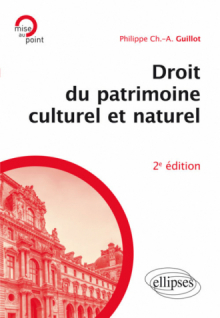 Droit du patrimoine culturel et naturel - 2e édition