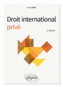 Droit international privé - 2e édition