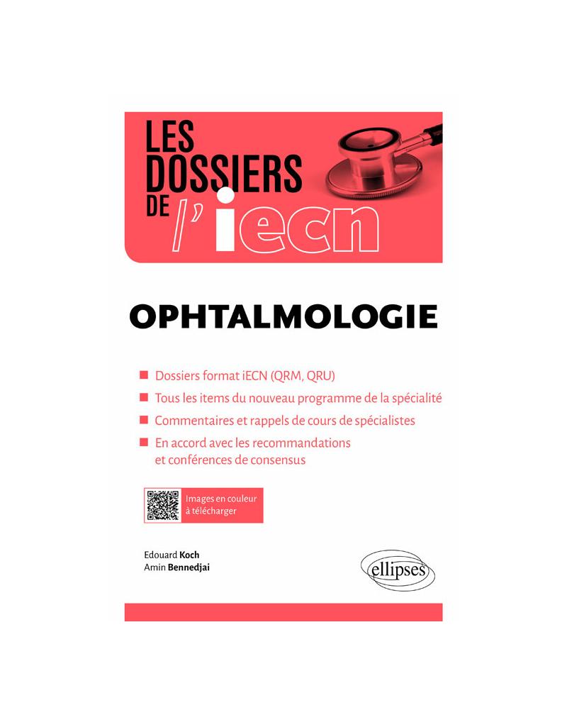 Ophtalmologie - Cas cliniques