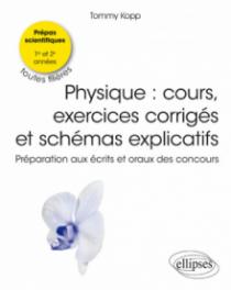 Cours et exercices de physique - Bien préparer les écrits et les oraux - 1re et 2e années, toutes filières CPGE scientifiques