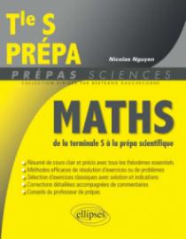 Mathématiques de la Terminale S à la prépa scientifique