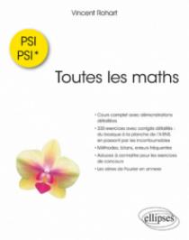 Toutes les maths en PSI-PSI*