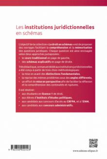 Les institutions juridictionnelles en schémas