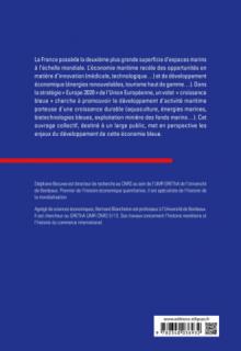 L'économie maritime en France : histoire, enjeux, perspectives