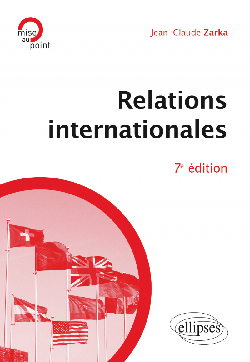 Relations internationales - 7e édition