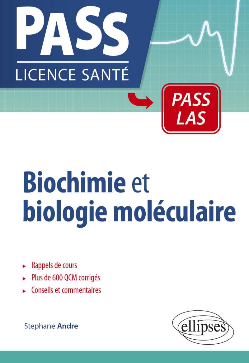 Biochimie et biologie moléculaire