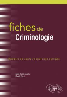 Fiches de Criminologie