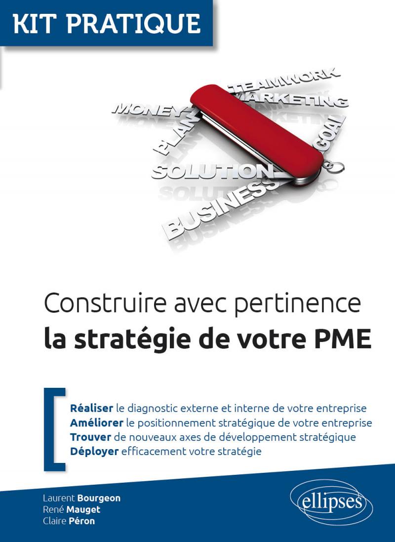 Construire avec pertinence la stratégie de votre PME