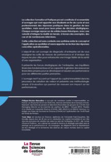 Diagnostic d'entreprise. Performance, Capital immatériel et Risques