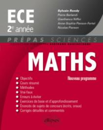 Mathématiques ECE 2e année - nouveau programme 2014