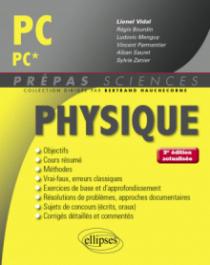 Physique PC/PC* - 3e édition actualisée
