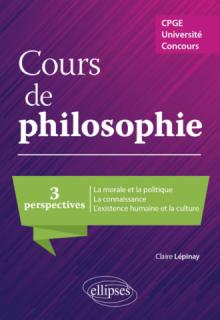 Cours de philosophie. CPGE, Université, concours