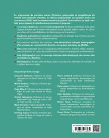 Histoire, Géographie et Géopolitique du monde contemporain. ECG1