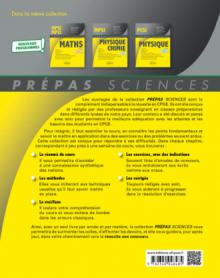 Sciences industrielles de l'ingénieur MPSI - MP2I - PCSI - Programme 2021 - 4e édition