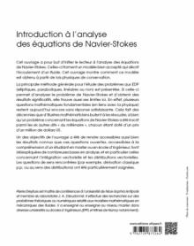 Introduction à l'analyse des équations de Navier-Stokes