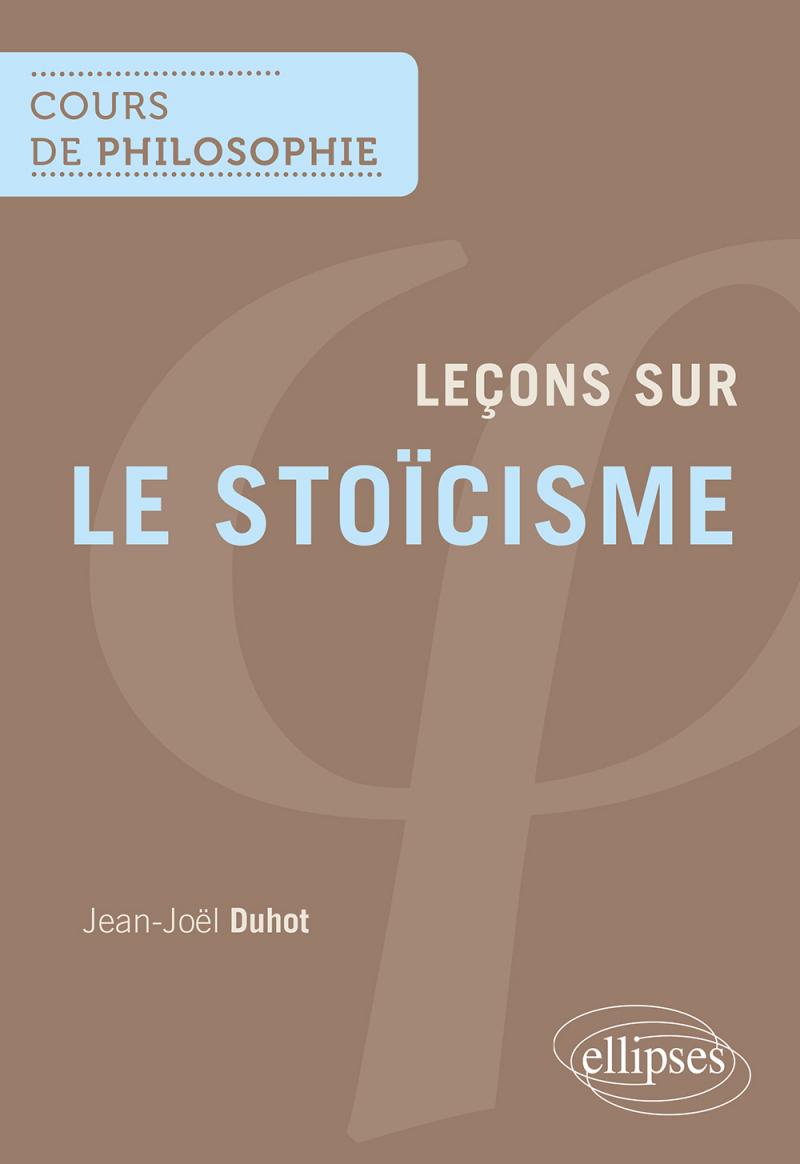 Leçons sur le stoïcisme