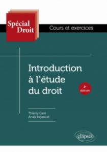 Introduction à l'étude du droit - 2e édition