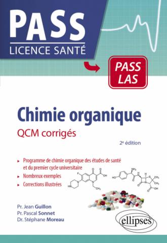 Chimie organique - QCM corrigés - 2e édition