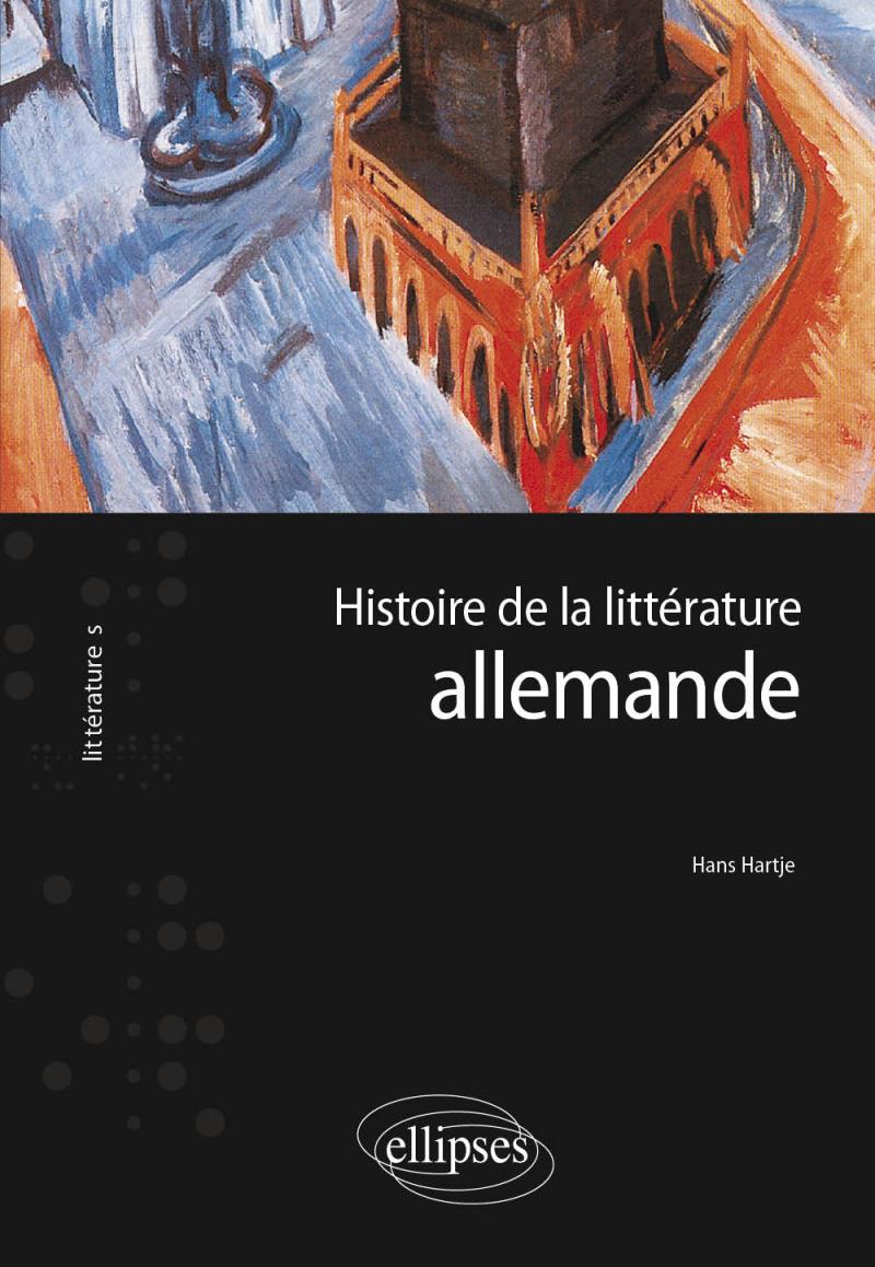 Histoire de la littérature allemande