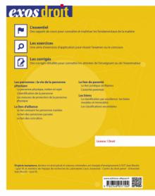 Droit civil. 36 exercices d'application