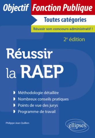 Réussir la RAEP - 2e édition