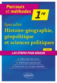Spécialité Histoire-géographie, géopolitique et sciences politiques - Première - 2e édition