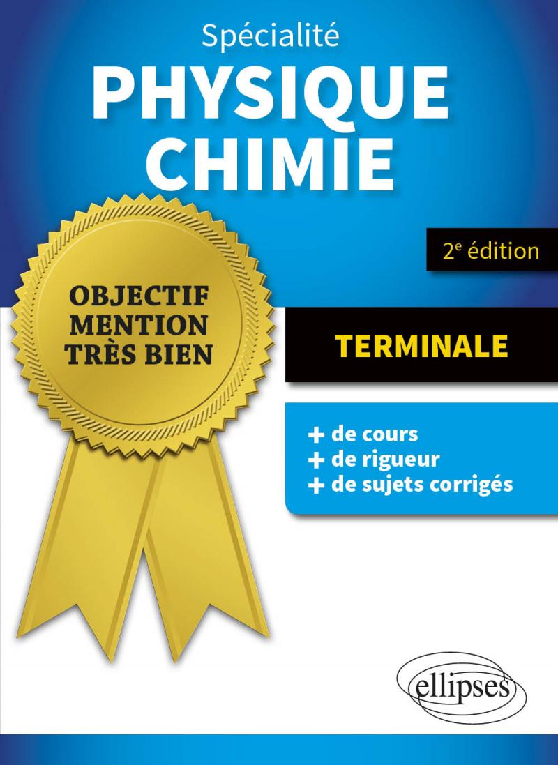Spécialité Physique-Chimie - Terminale - 2e édition