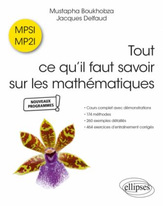 Tout ce qu'il faut savoir sur les mathématiques en MPSI et MP2I
