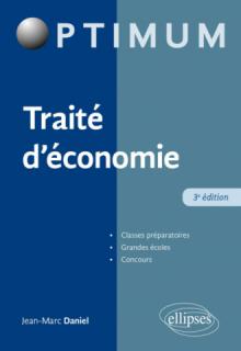 Traité d'économie - 3e édition