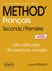 Méthod' Français Seconde/Première