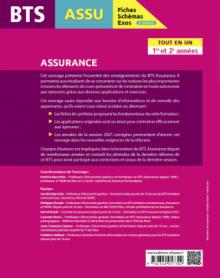 BTS Assurance - 2e édition