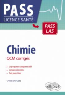 Chimie - QCM corrigés