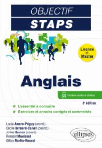 Anglais - STAPS