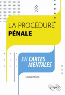 La procédure pénale en cartes mentales