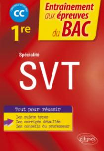 Spécialité SVT - Première