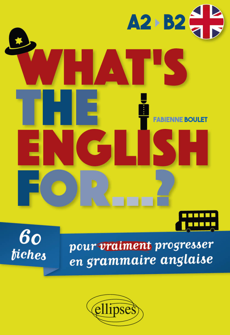 What's the english for...?