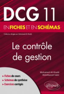 DCG 11 - Le contrôle de gestion en fiches et en schémas