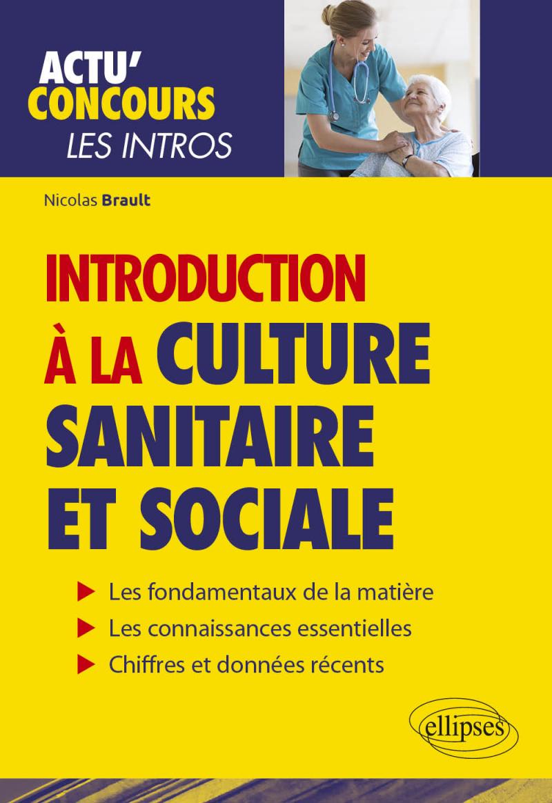 Introduction à la culture sanitaire et sociale