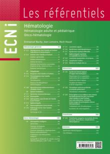 Hématologie - Hématologie adulte et pédiatrique - Onco-hématologie - 9e édition