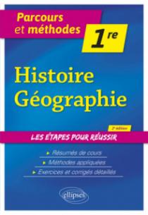 Histoire-Géographie - Première - 2e édition