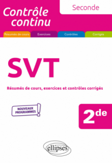 SVT - Seconde
